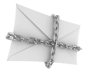 Risico #4 Digitale postverwerking houdt post vertrouwelijk