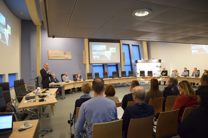 Presentaitie van Rob van der Zwaag, burgemeester gemeente Veere