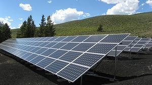 digitale duurzaamheid vergelijkbaar met zonnepaneel
