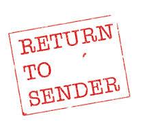 Risico #3 Poststukken vallen in de verkeerde handen